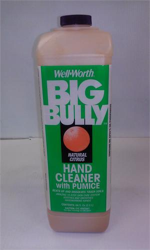 Big Bully Citrus Hand Cleaner (84 oz)