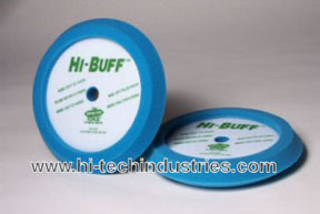 Hi Buff Blue Soft Polish Buff Pad