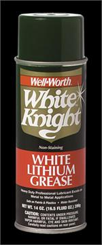 White Knight Lithium Grease